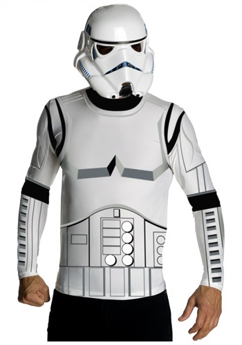 Stormtrooper Top and Mask