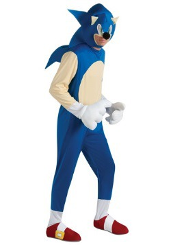 Sonic the Hedgehog Costume Deluxe