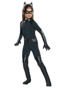 Kids Deluxe Catwoman Costume