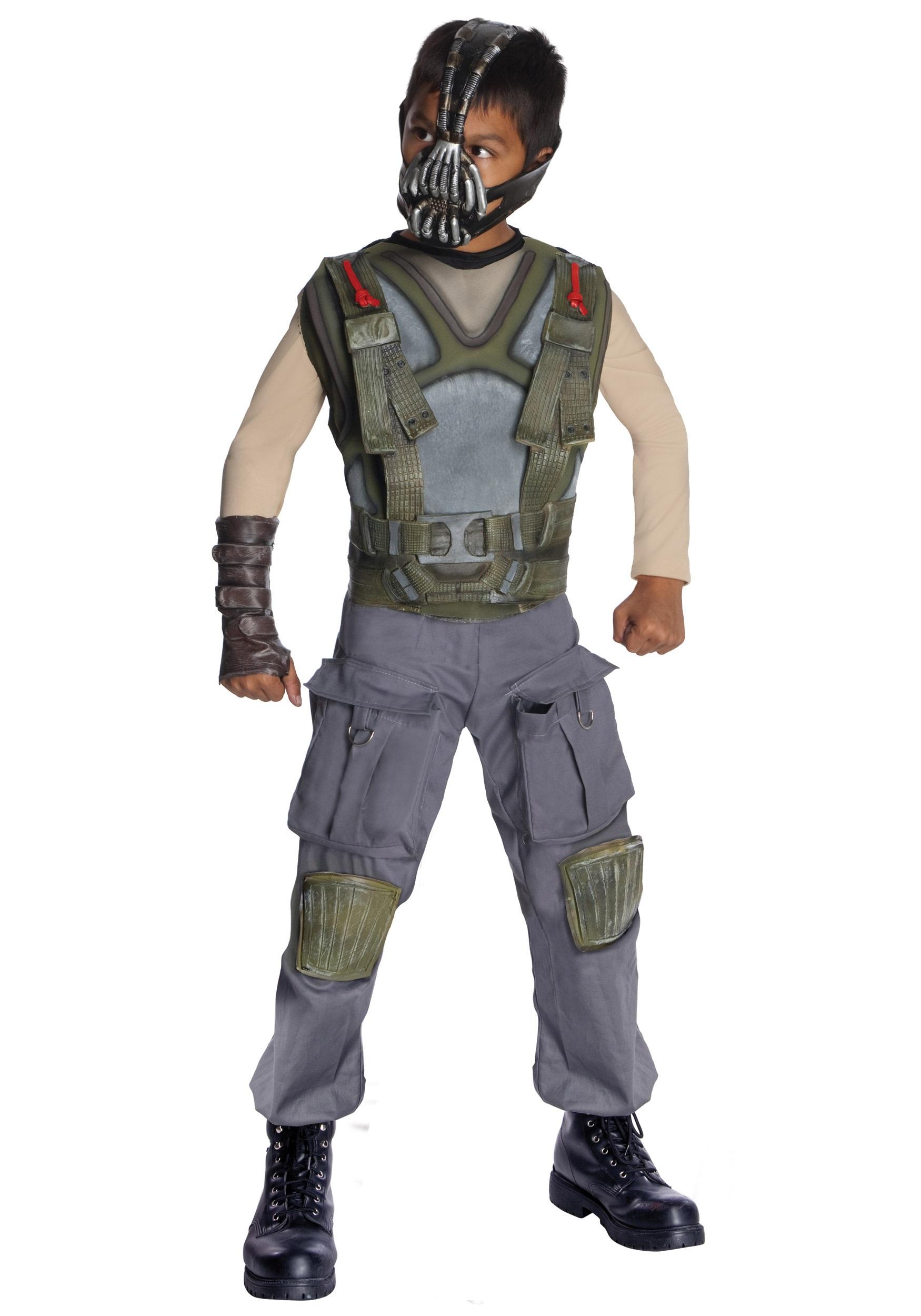 The Dark Knight Rises Bane Boys Costume RU881291