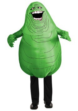 Kids Slimer Inflatable Costume
