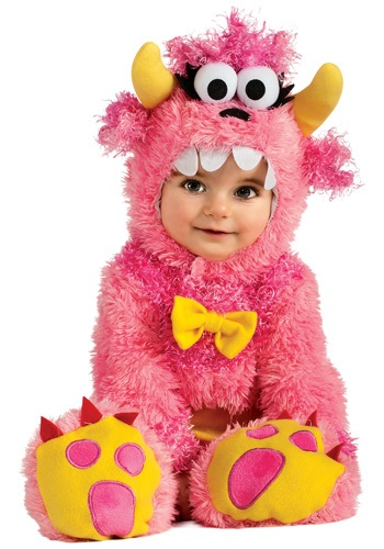 Pinky Winky Infant Monster Costume