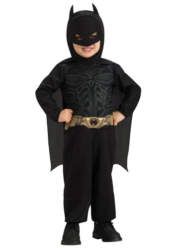 Toddler Dark Knight Rises Costume RU881589-TD