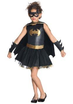 Superhero Batgirl Tutu Costume