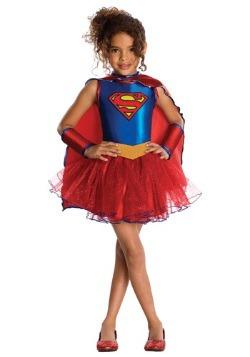 Supergirl Toddler Tutu Costume