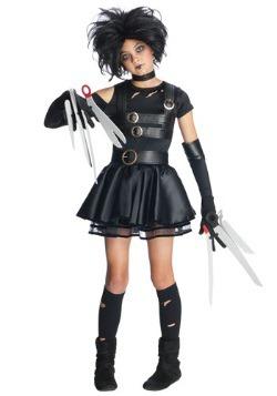 Tween Ms. Scissorhands Costume