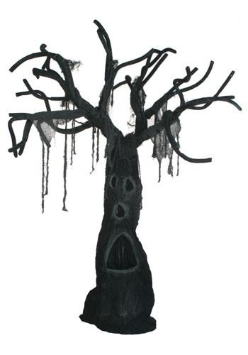 Wailing Willow Tree Halloween Decoration