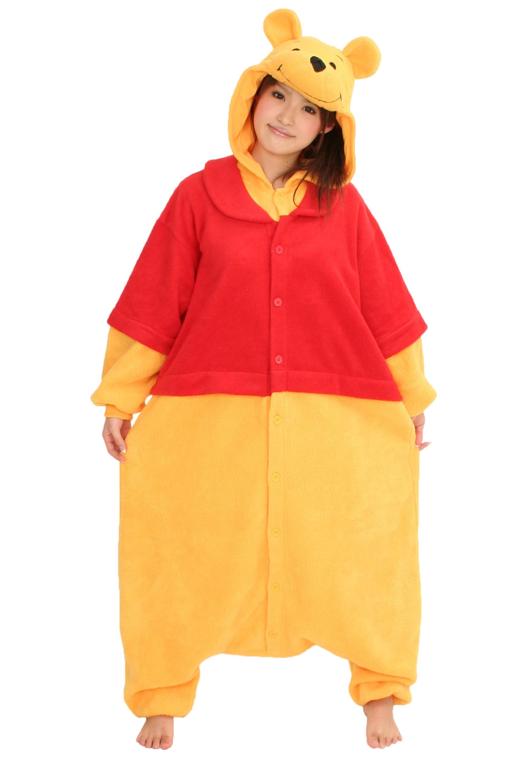 Pooh pajama costume solutioingenieria Images