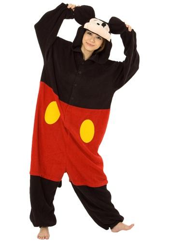 Mickey Mouse Pajama Costume