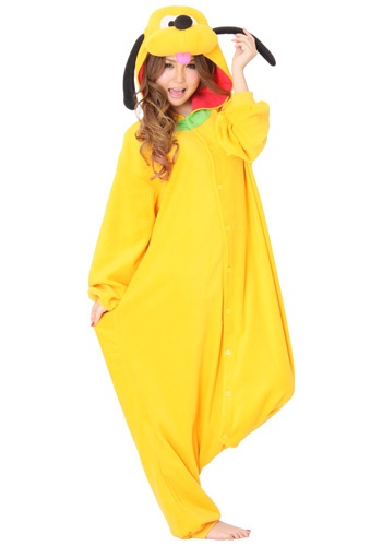 Adult Pluto Pajamas