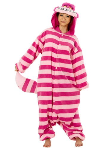 CHESHIRE CAT PAJAMA LOUNGER