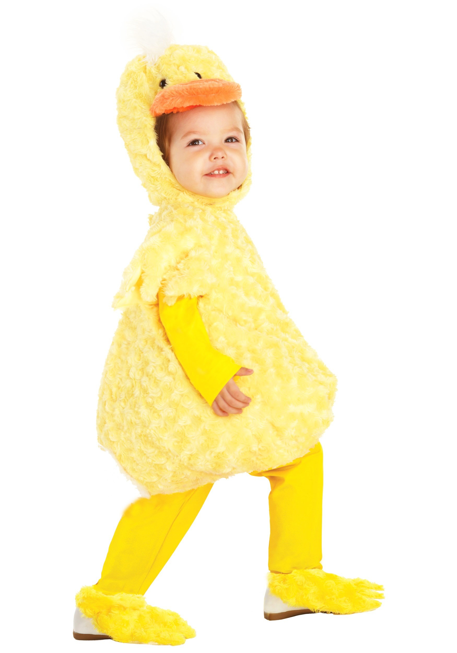 Yellow Ducky Costume for Toddlers