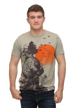 Hangover Human Tree T-Shirt