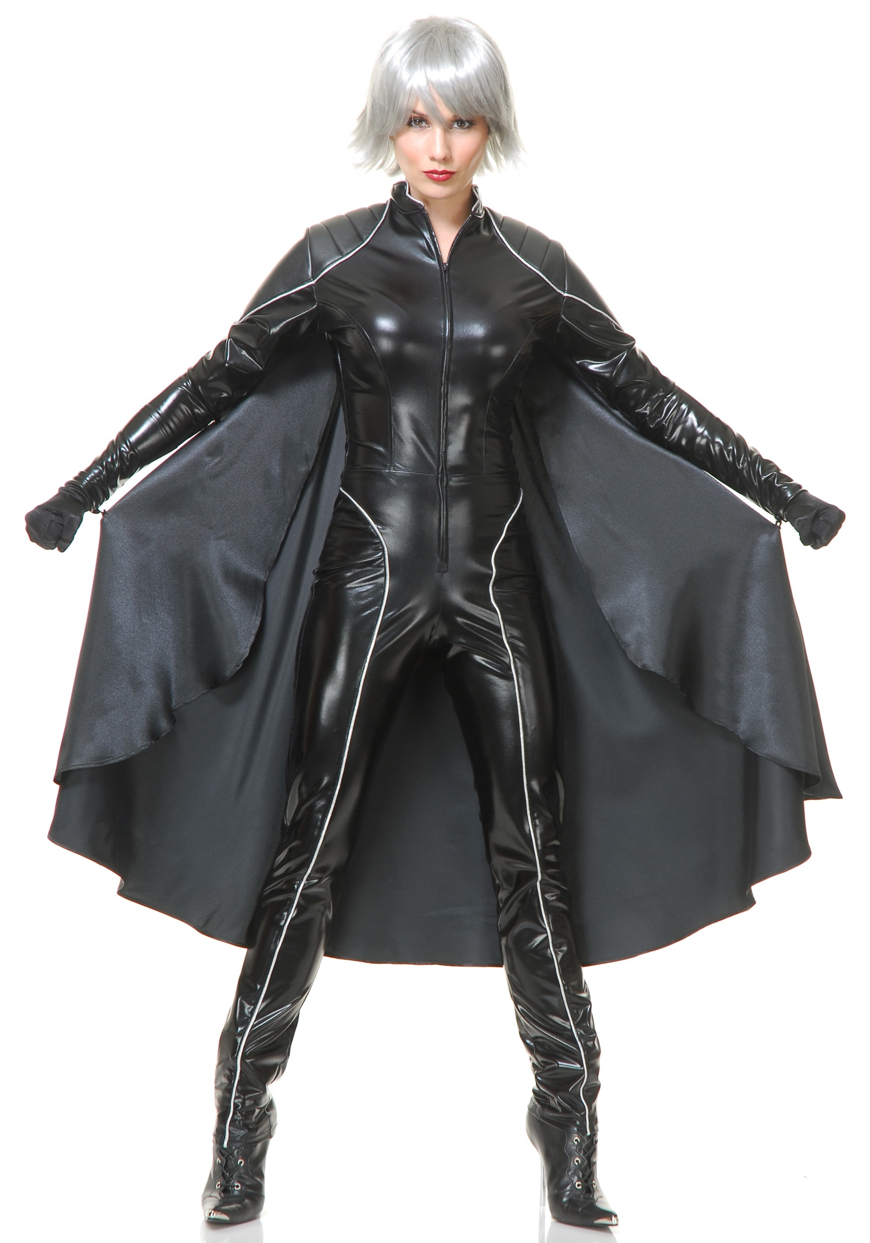 Womens Thunder Superhero Costume-6299