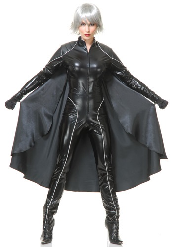 Sexy Thunder Superhero Costume