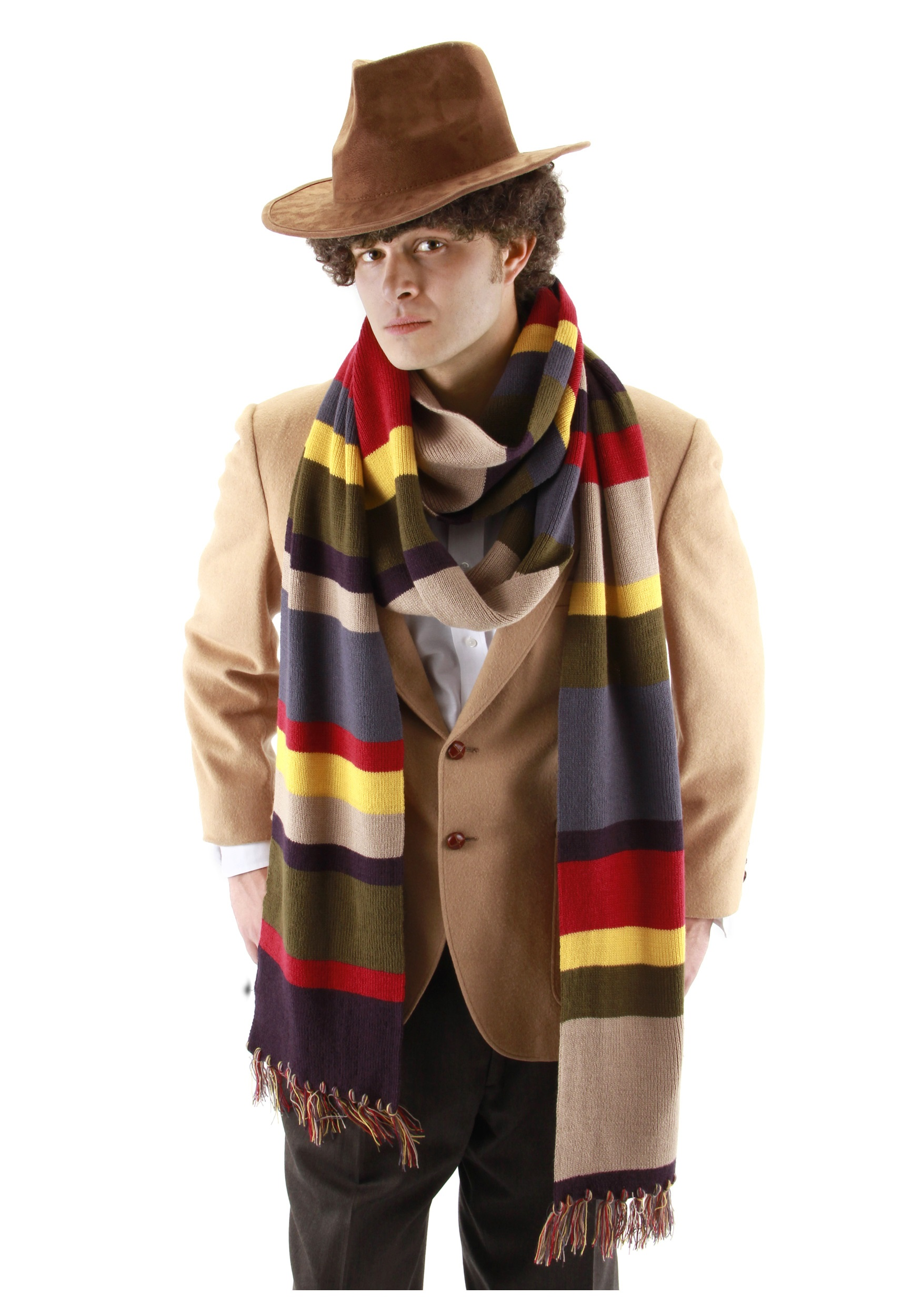 115 fourth doctor who scarf