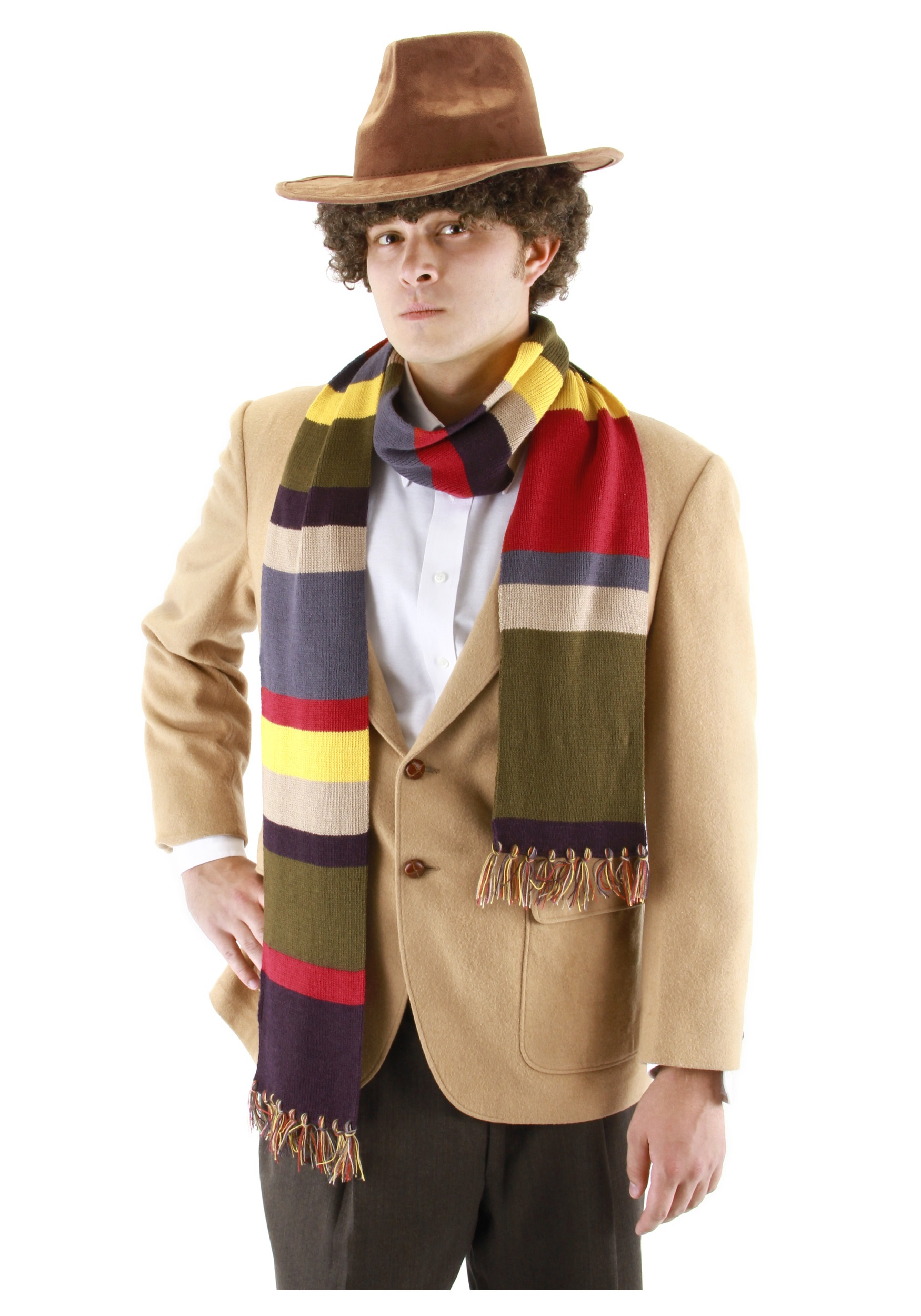 Knitting Pattern Fourth Doctor Scarf : 6.5 Fourth Doctor Who Scarf