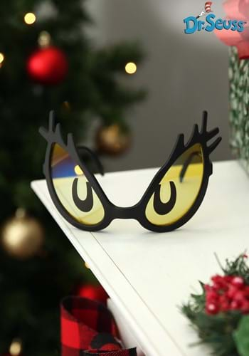 Mister Grinch Glasses Update 2