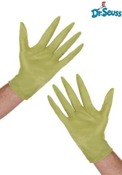 Grinch Gloves For Adults