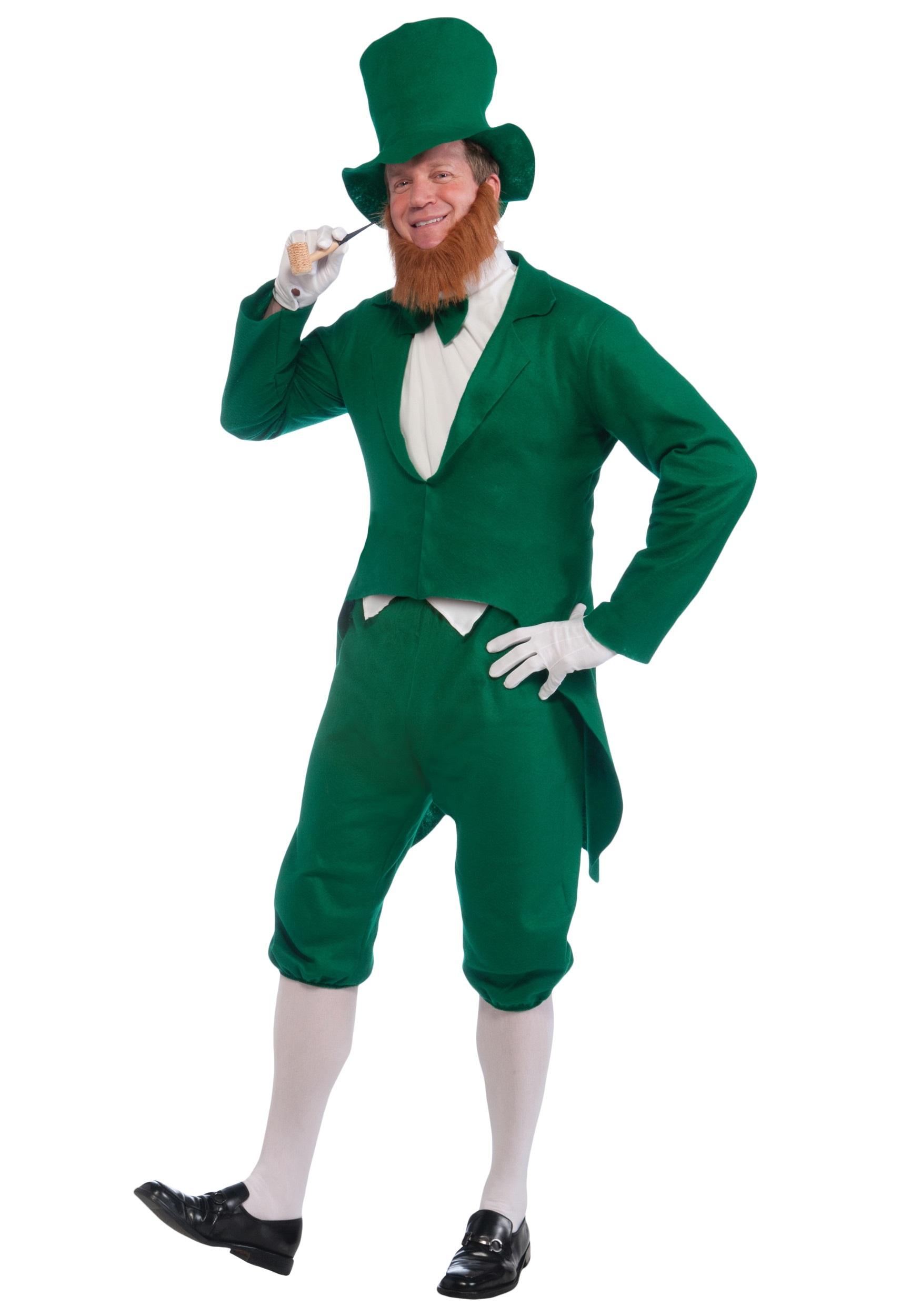 Leprechaun costume for men leprechaun mens costume altavistaventures Choice Image