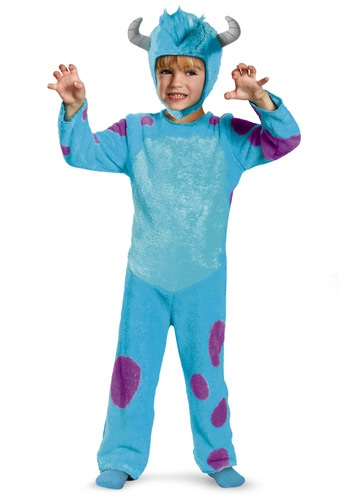 Toddler Classic Sulley Costume