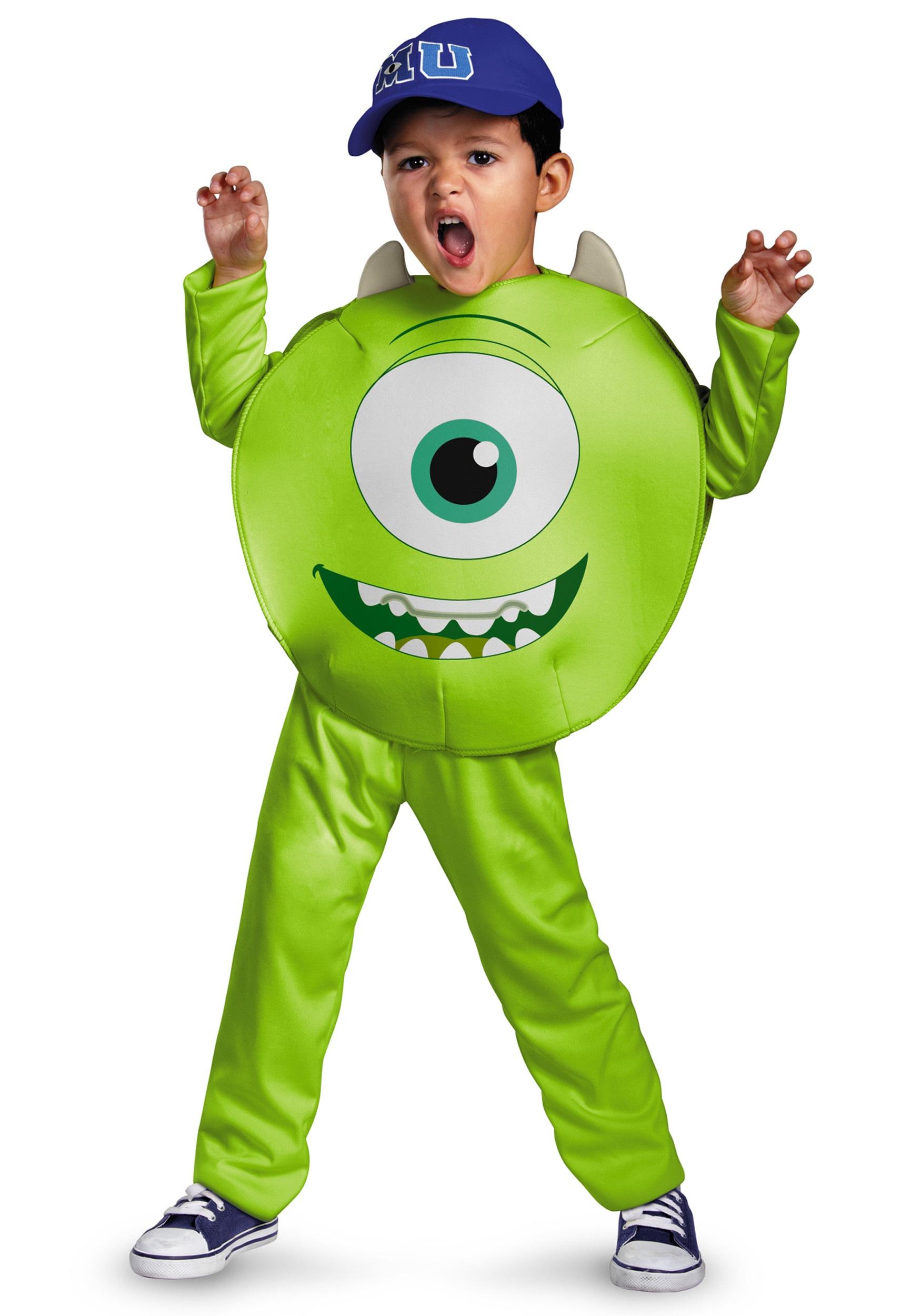 sc 1 st  Fun.com & Toddler Classic Mike Costume