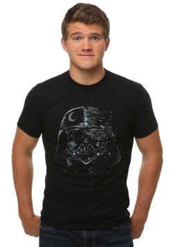 Star Wars Broken Mask Vader T-Shirt