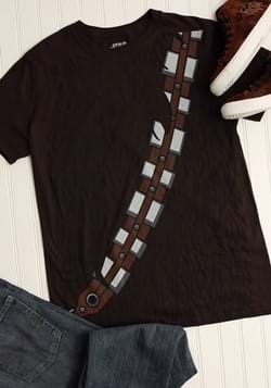 Mens I Am Chewbacca Costume Shirt Update