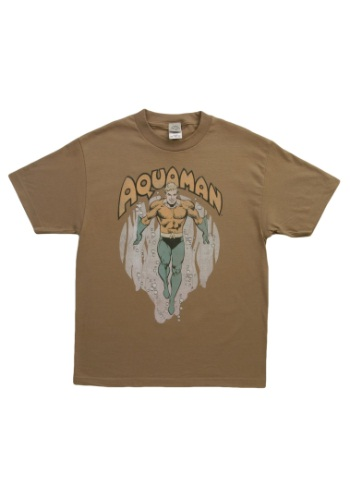 DC From The Depths Aquaman T-Shirt