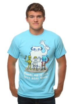Star Wars Hands Up T-Shirt