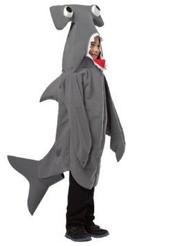 Kids Hammerhead Shark Costume