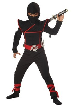 Stealth Ninja Kids Costume