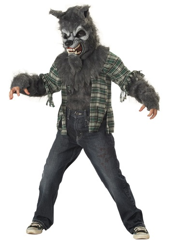 Kids Werewolf Costume