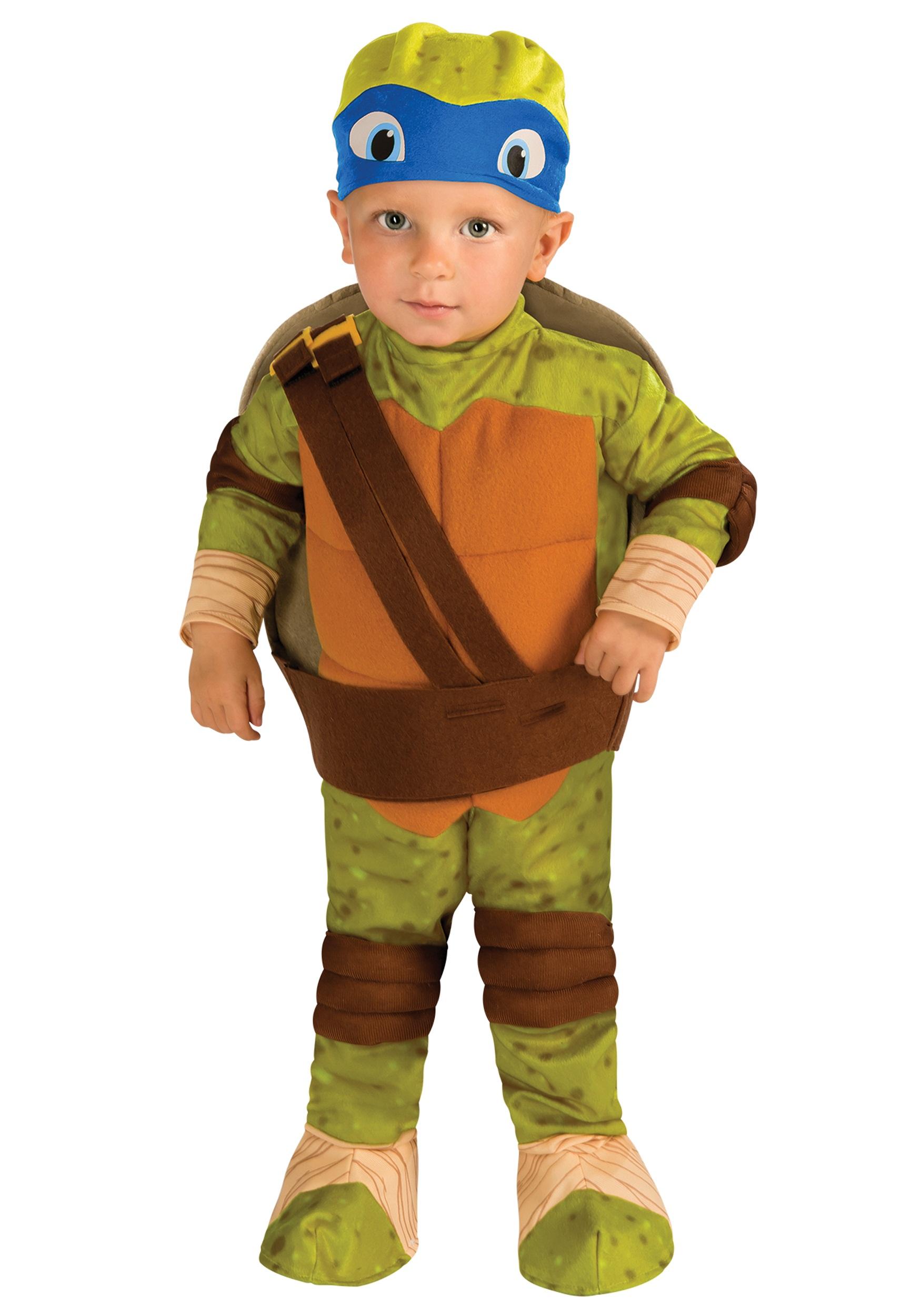 TMNT Leonardo Toddler Costume RU886781