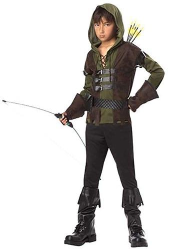 Kid Robin Hood Costume