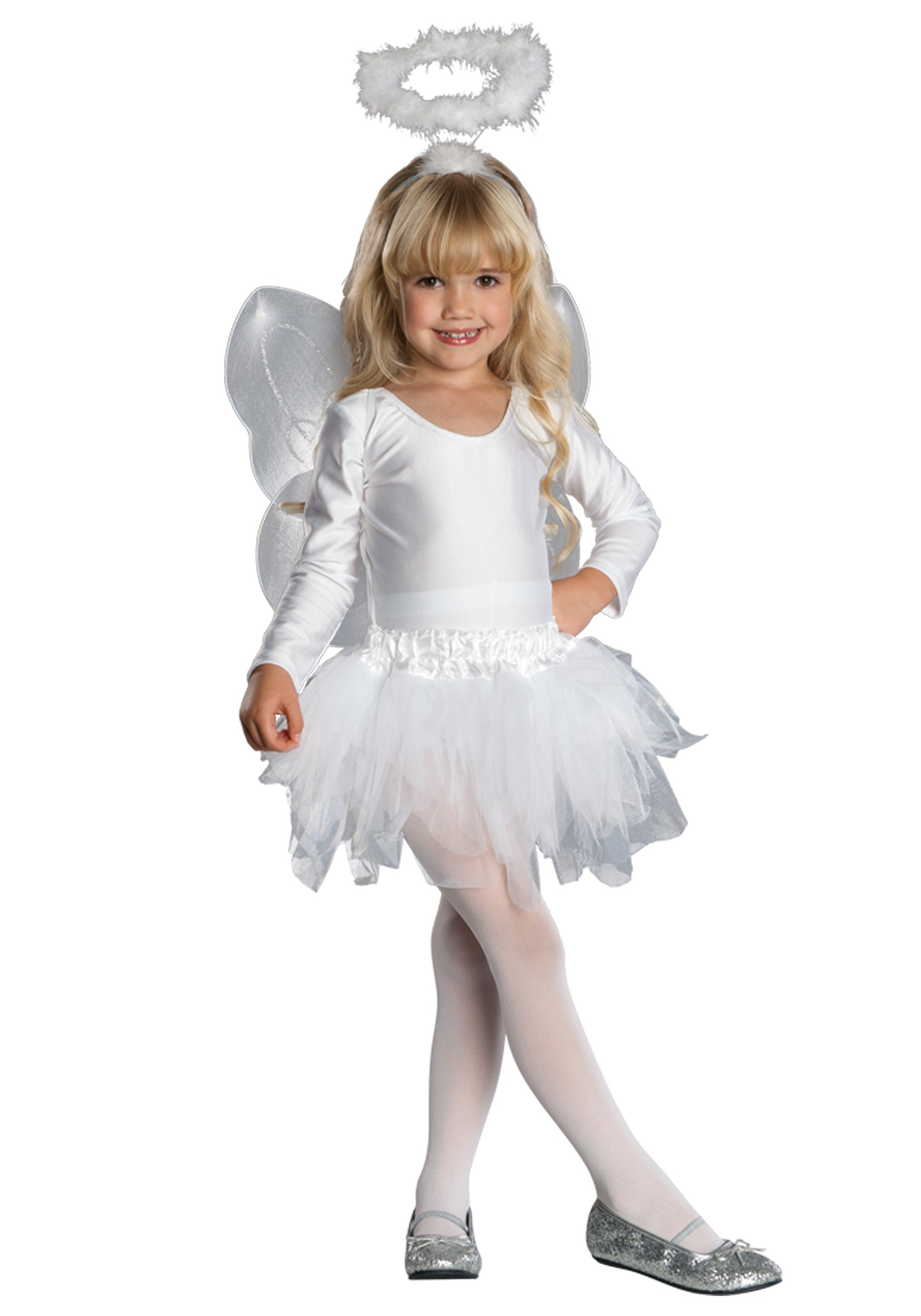 Angel costume for toddler child