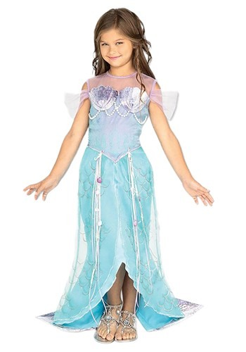 Childrens Mermaid Princess Costume