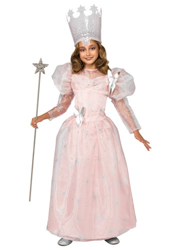 Kids Glinda the Good Witch Deluxe Costume