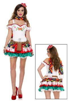 Adult Princess Tequila Costume
