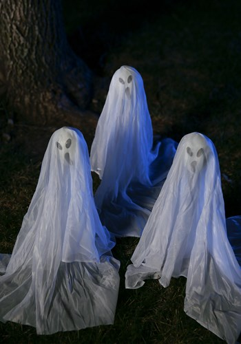Decoration Small Ghostly Group -19 Inches Update 1