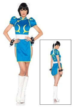 Chun-Li Costume