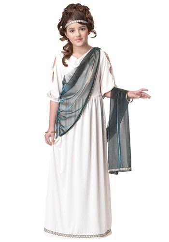 Girl's Roman Princess Costume