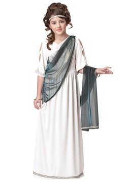 Girl's Roman Princess Costume