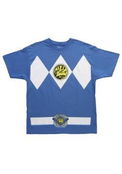 Blue Power Ranger T-Shirt