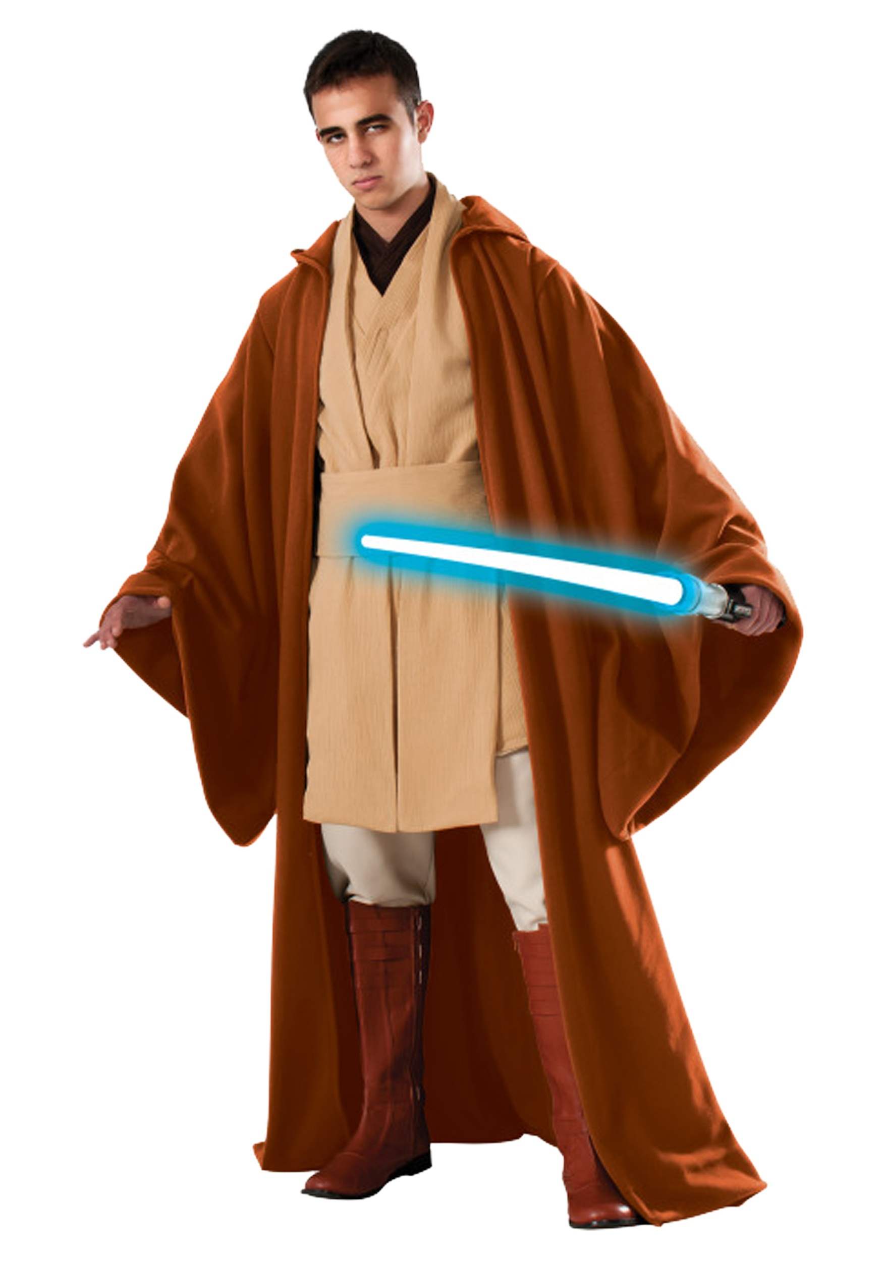 grand heritage obi wan kenobi adult costume from star wars