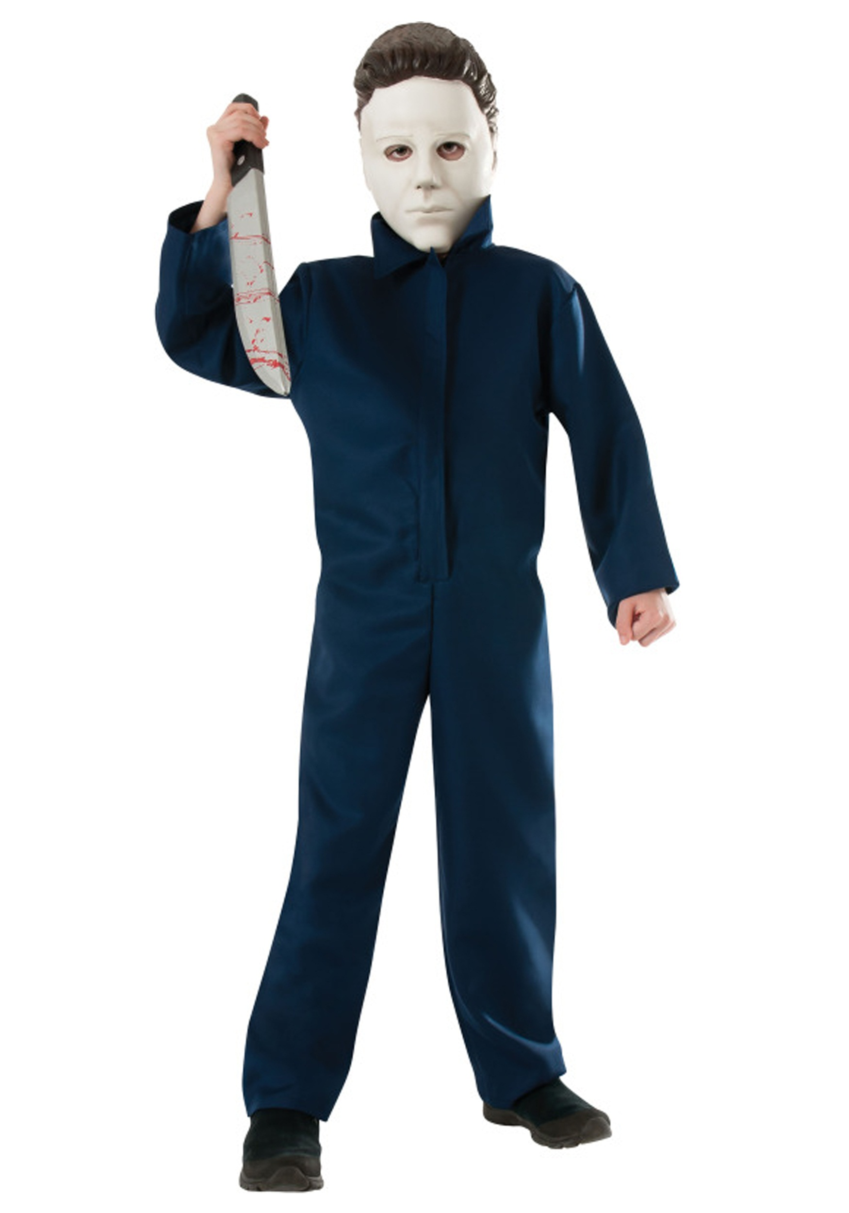 Michael Myers Boys Costume RU886790