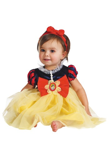 Infant's Snow White My First Disney Costume