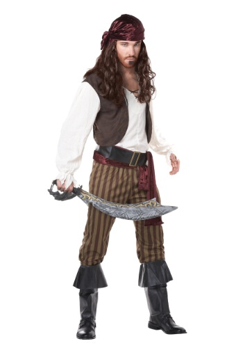 Rogue Pirate Mens Costume