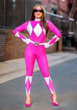 Pink Ranger Sexy Bodysuit Costume