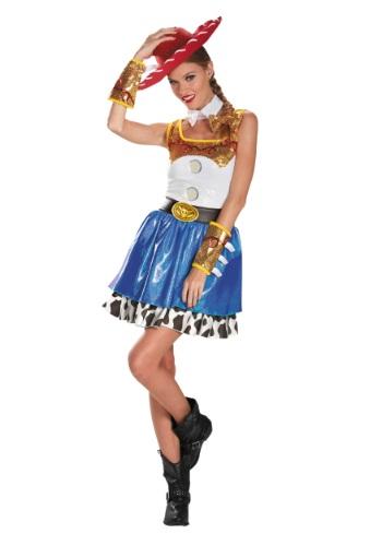 Jessie Glam Cowgirl Costume